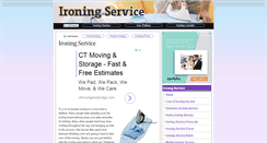 Preview of ironing-service.org.uk