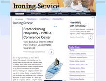 Tablet Preview of ironing-service.org.uk